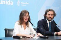 Sabina Frederic: «La gente está cumpliendo la cuarentena»