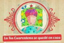 La tía Cuarentena: el cuento de Políticas de Género para toda la familia