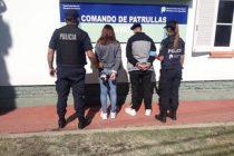 Demoraron a dos jóvenes por incumplir la cuarentena y agredir a la policía