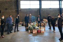 UCR Campaña Solidaria: Entregaron alimentos donados al Municipio