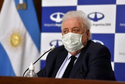 Ginés González García recibió el alta médica