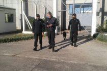 El Director de Trabajo del SPB visitó la Unidad Nº17
