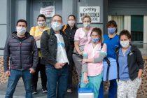 Ioma comenzó la vacunación antigripal domiciliaria