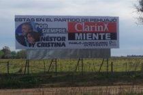 """Pehuajo: Zurro sube la apuesta;  fue """"avance democrático"""" el cruce con insultos con Feinmann"""