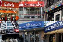 Cómo seguirán funcionando los bancos y los locales de cobro de servicios