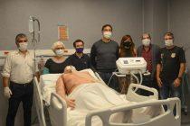 El respirador de la Facultad Ingeniería Olavarría superó una importante prueba