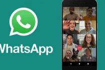 WhatsApp ahora permite hacer videollamadas con hasta 8 personas