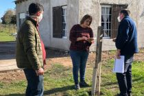 El INTA reactiva el Programa Pro Huerta y realiza entrega de semillas en distintos barrios de la ciudad