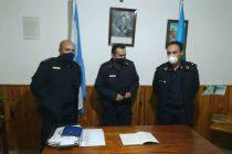 Dos cambios de Jefes policiales: Hinojo y Comisaria Primera
