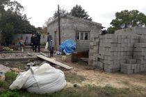 Violencia familiar: realizaron un allanamiento en una vivienda de S.Chica