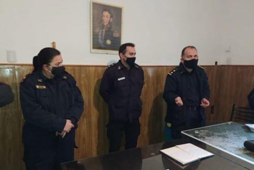 Silvina Lestani nueva jefa de la Comisaría Segunda