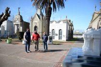 El intendente Galli visitó el Cementerio Municipal
