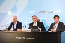 Fernández anuncia la extensión de la cuarentena hasta el 8 de junio, con más controles en el AMBA