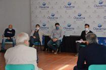 El Intendente encabezó una nueva reunión de la Comisión de Reactivación Económica y Social