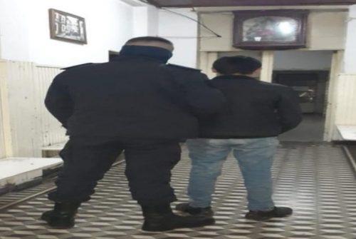 Tras una confrontación aprehendieron a un hombre por herir a otro