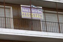 Parálisis en el mercado inmobiliario: se firmó una sola escritura en abril en la provincia de Buenos Aires