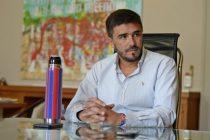 """Ezequiel Galli: """"Nosotros queremos volver a ser gobierno a nivel nacional, provincial y sostener el municipio"""""""