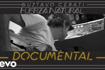 """El documental """"Fuerza Natural"""" puede verse en los canales oficiales de Gustavo Cerati"""