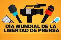 Hoy es el día de la libertad de prensa