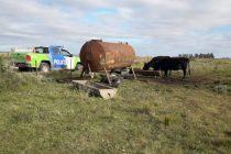 Luego de un allanamiento encontraron los elementos robados de un campo