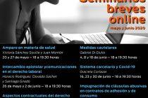Facultad de derecho: seminarios breves online