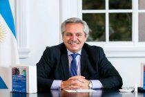 Alberto Fernández presentó un test de diagnóstico rápido desarrollado por científicos argentinos