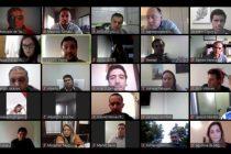Emergencia Sanitaria:Hilario Galli compartió experiencias de gestión con funcionarios de 30 municipios