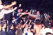 A 20 años del primer título de Estudiantes de Olavarría
