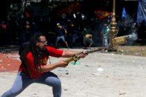 Cayó en Uruguay el militante que disparó con un mortero a la Policía en el Congreso