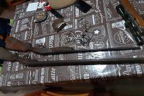 Allanamientos por abigeato: secuestraron tres armas de fuego