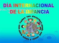1 de junio: Día internacional de la infancia