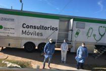 Tras 31 casos sospechosos realizan hisopados en el Barrio Villa Magdalena