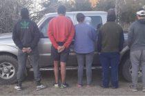 Infraccionaron en Tapalqué  a cinco Olavarrienses por incumplir la cuarentena