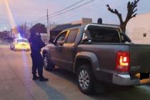 Se solicitó el secuestro de la camioneta del hombre que tenía Covid-19 e incumplió el aislamiento