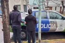 Intentó robar una bici, se escapó y fue aprehendido por la policía