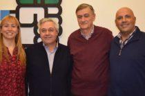 Los referentes del Partido socialista de Azul despidieron al dirigente político fallecido días atrás con un motivo mensaje