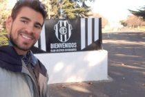 Canotaje: Agustín Vernice volvió a entrenar en estudiantes