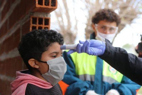 """""""El coronavirus está circulando muy fuerte y esto nos pone en alerta"""", dicen desde Provincia"""