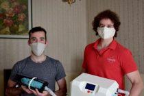 Crearon un respirador artificial para casos graves de COVID-19