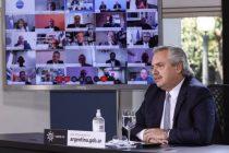"""Fernández, tras las críticas: """"Sigamos fortaleciendo más que nunca el diálogo"""""""