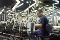 El uso de la capacidad industrial fue en octubre similar a la del mismo mes de 2019