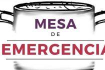 La mesa de emergencia y una fuerte crítica sobre la visita de Galli a un comedor