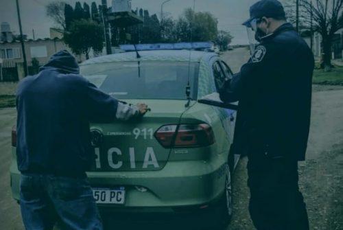 «Pasear y no tener permiso para circular», las excusas de los 11 infraccionados