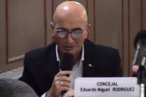Rodríguez: «Estamos en el pico de la pandemia y tenemos un sistema de salud a punto de la saturación»