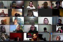 Continúa el taller de generación de contenidos para redes sociales