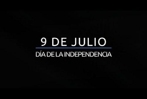 Mirá la Velada Virtual por el Día de la Independencia