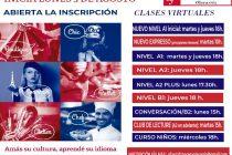 Cursos en línea de idioma Francés en la Alianza