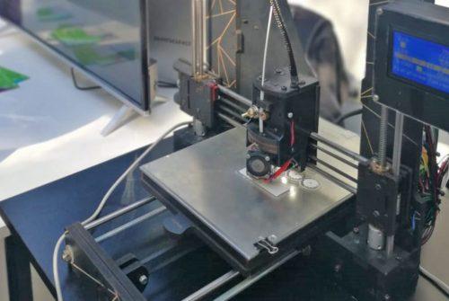 El Club Social de Innovación invita a participar de un curso de Impresión 3D