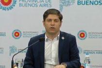 """Asesor de Kicillof propone """"toque de queda"""" en la provincia"""