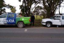 En Loma Negra demoraron a un hombre por cortar leña sin autorización
